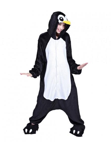 Penguin Onesie Pajamas Flannel