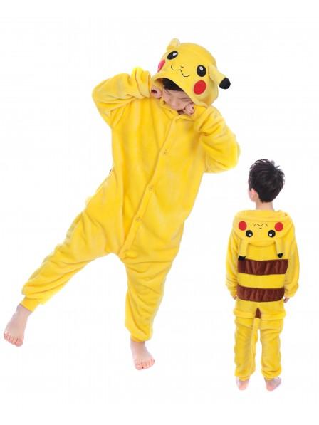 Pikachu Onesie Pajamas for Kids