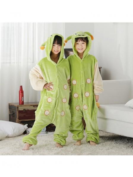 Caterpillar Onesie Pajamas for Kids