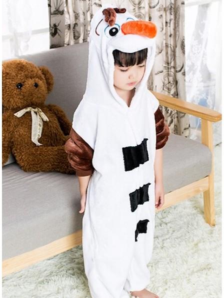 Olaf Onesie Pajamas for Kids