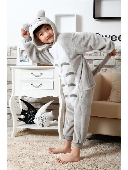 Totoro Onesie Pajamas for Kids
