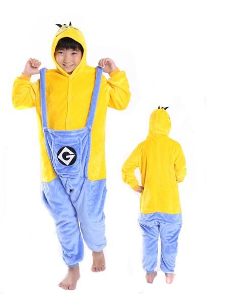 Minions Onesie Pajamas for Kids