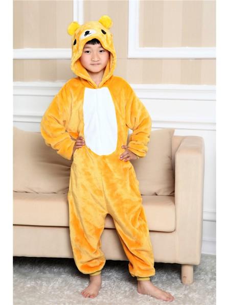 Rilakkuma Onesie Pajamas for Kids