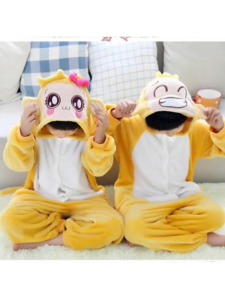 Boys Monkey Onesie Pajamas for Kids