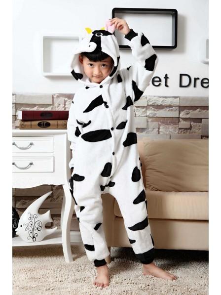 Cow Onesie Pajamas for Kids
