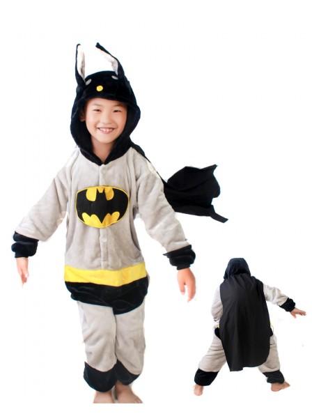 Batman Onesie Pajamas for Kids