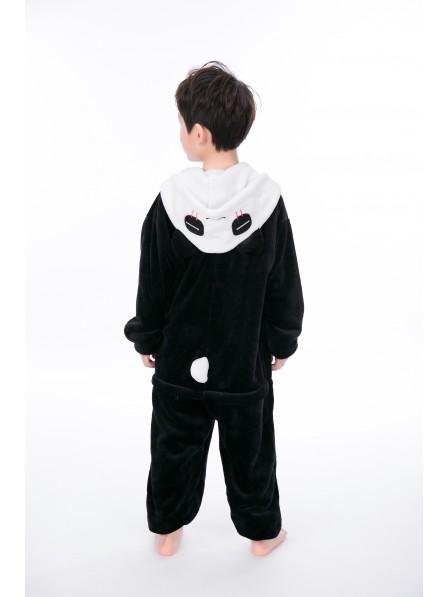 Panda Onesie Pajamas for Kids
