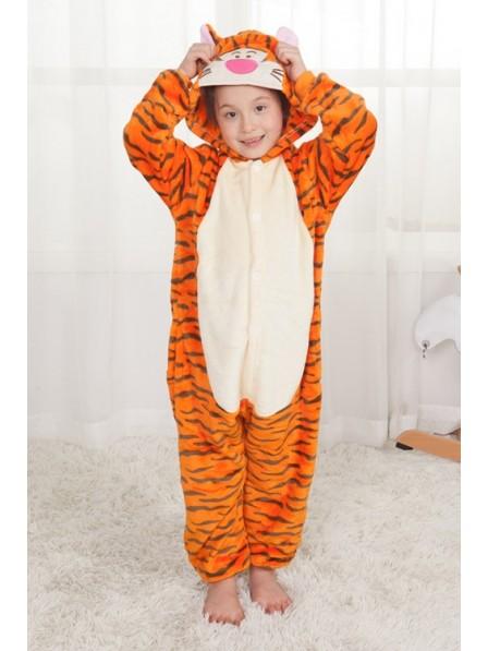 Tigger Onesie Pajamas for Kids