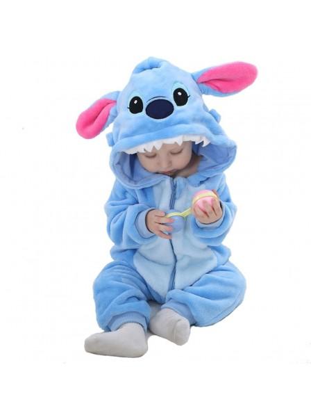 Stitch Onesie Pajamas for Baby
